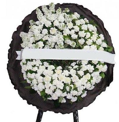 Cenaze çelengi çiçeği modelleri  Niğde çiçek , çiçekçi , çiçekçilik