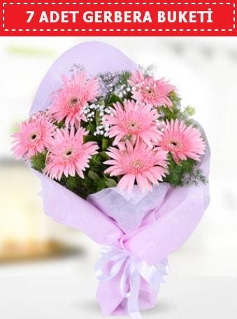Pembe Gerbera Buketi  Niğde çiçek gönderme sitemiz güvenlidir