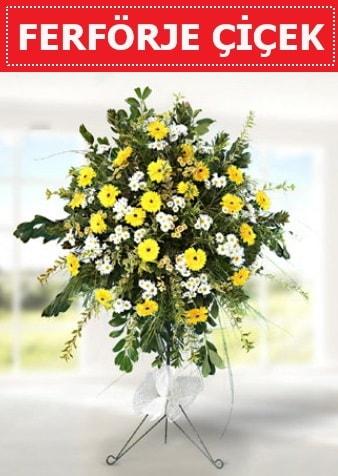 Ferförje çiçeği modeli  Niğde güvenli kaliteli hızlı çiçek