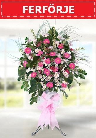 Ferförje düğün nikah açılış çiçeği  Niğde yurtiçi ve yurtdışı çiçek siparişi