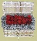 Niğde çiçekçiler  Sandikta 11 adet güller - sevdiklerinize en ideal seçim